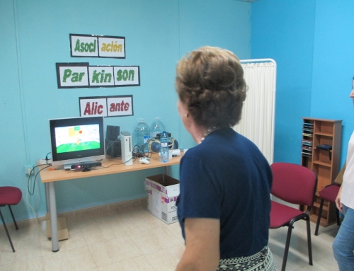Parkinson's Association from Alicante collaborates with AIJU in Prophetic Project